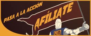 Pasa a la acción ¡Afíliate!