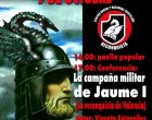 """9 de Octubre: """"La campaña militar de Jaume I""""<br><span style='color:#006EAF;font-size:12px;'>CASTELLÓN</span>"""