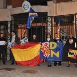 Embajada Griega en Madrid.