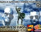 Homenaje a Kapelonis y Fontoulis en Atenas (Grecia)<br><span style='color:#006EAF;font-size:12px;'>AMANECER DORADO</span>