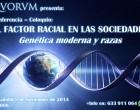 Conferencia en el CSyN El Alcázar.<br><span style='color:#006EAF;font-size:12px;'>VALLADOLID</span>