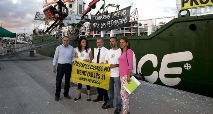 Paulino Rivero vende los recursos de España a Marruecos<br><span style='color:#006EAF;font-size:12px;'>Canarias</span>