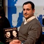 """Manuel Canduela, en el evento que tuvo lugar en Roma el pasado mes de marzo, """"LA EUROPA RESURGE""""."""