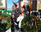 Adhesión, al acto homenaje a Don Luis Carrero Blanco.<br><span style='color:#006EAF;font-size:12px;'>Crónica del acto homenaje al Almirante en Santoña, (Cantabria)</span>