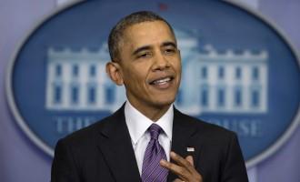 OBAMA ORDENA LA NACIONALIZACIÓN INMEDIATA DE 5 MILLONES DE INMIGRANTES ILEGALES.<br><span style='color:#006EAF;font-size:12px;'>Obama firma un decreto que beneficiará al flujo de inmigrantes en EEUU</span>