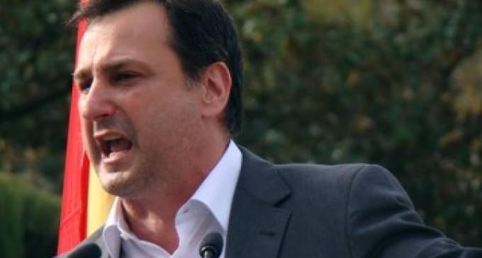 Manuel Canduela, presidente de Democracia Nacional<br><span style='color:#006EAF;font-size:12px;'>ENTREVISTA</span>