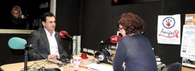 Entrevista a Manuel Canduela<br><span style='color:#006EAF;font-size:12px;'>RADIO</span>