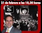 Conferencia Pedro Varela en Castellón<br><span style='color:#006EAF;font-size:12px;'>LEYES DE ODIO: HACIA LA DICTADURA IDEOLÓGICA</span>
