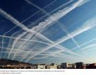 Miedo al cielo… 'nos están fumigando'