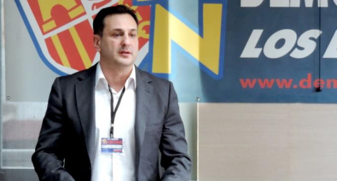 Manuel Canduela reelegido presidente de DN por 4 años más.<br><span style='color:#006EAF;font-size:12px;'>VIII Congreso</span>