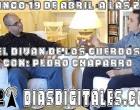 Nuevo programa de El Diván de los Cuerdos: Pedro Chaparro<br><span style='color:#006EAF;font-size:12px;'>Días Digitales TV</span>
