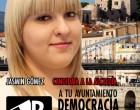 Entrevista a Jasmin Gómez<br><span style='color:#006EAF;font-size:12px;'>ELECCIONES 2015</span>