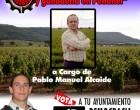 &#8220;Propuestas de Agricultura y ganaderia en Peñafiel&#8221; por Pablo Manuel Alcaide<br><span style='color:#006EAF;font-size:12px;'>Viernes 15 de Mayo, 20h. Centro Social