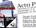 Santander Nacional. Acto Públio<br><span style='color:#006EAF;font-size:12px;'>Viernes 15 de Mayo. 19:00h</span>