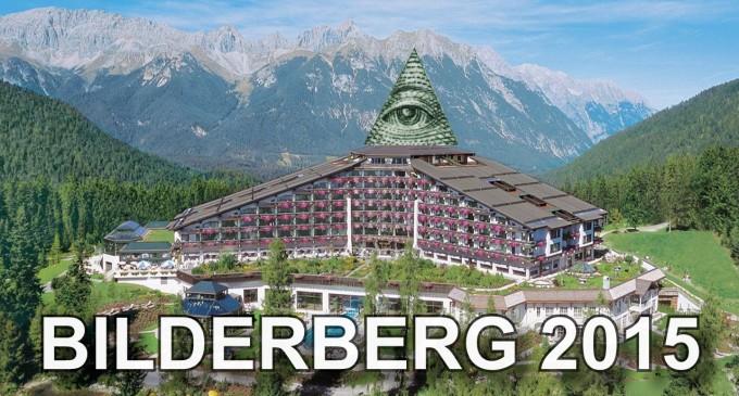 El Club Bilderberg y la Globalización Sionista<br><span style='color:#006EAF;font-size:12px;'>REUNIÓN 2015</span>