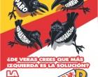 El circo de las hienas.<br><span style='color:#006EAF;font-size:12px;'>CARTAS A DN</span>