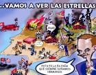Las autonomías arruinan y saquean España<br><span style='color:#006EAF;font-size:12px;'>RESCATE AUTONÓMICO</span>
