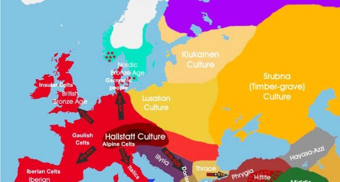 ¿Cómo es el mapa genético de España y de Europa?