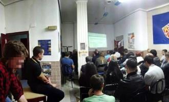 Crónica conferencia: &#8220;Ley de seguridad ciudadana&#8221;<br><span style='color:#006EAF;font-size:12px;'>Centro Social y Nacional el Alcázar</span>