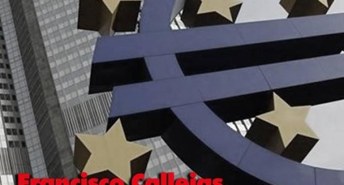 """Conferencia Castellón:""""los dueños del euro""""<br><span style='color:#006EAF;font-size:12px;'>CENTRO SOCIAL y NACIONAL RECONQUISTA</span>"""