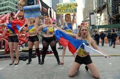 femen anti rusa