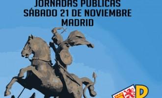SOBERANÍA EUROPEA<br><span style='color:#006EAF;font-size:12px;'>21-N Acto público en Madrid</span>