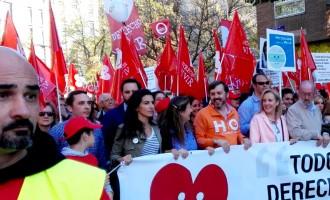 Marcha por la Vida en Madrid<br><span style='color:#006EAF;font-size:12px;'>El Obispo Williamson visita nuestra Capital</span>