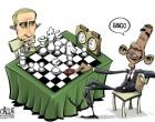 Las gallinas no saben jugar al ajedrez.<br><span style='color:#006EAF;font-size:12px;'>CARTAS A DN</span>