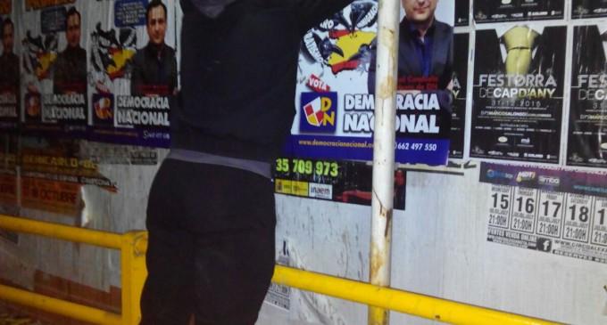 La lucha continúa<br><span style='color:#006EAF;font-size:12px;'>Por Manuel Canduela</span>