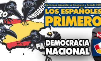 LUIS MANUEL FERREIRA CANDIDATO DE DEMOCRACIA NACIONAL<br><span style='color:#006EAF;font-size:12px;'>ELECCIONES GENERALES 2015</span>