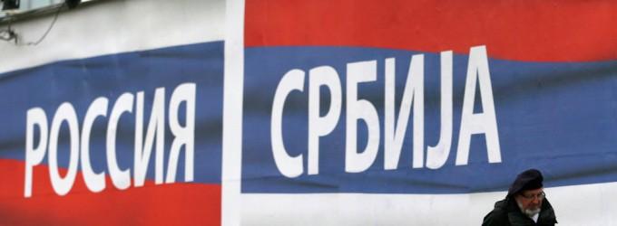 Serbia se aleja de la UE para acercarse a Rusia.<br><span style='color:#006EAF;font-size:12px;'>La Unión Europa encalla por el este.</span>