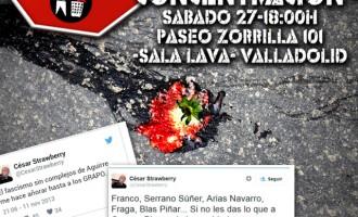 Comunicado de Democracia Nacional Valladolid<br><span style='color:#006EAF;font-size:12px;'>Contra la celebración de un concierto de un grupo pro-etarra</span>
