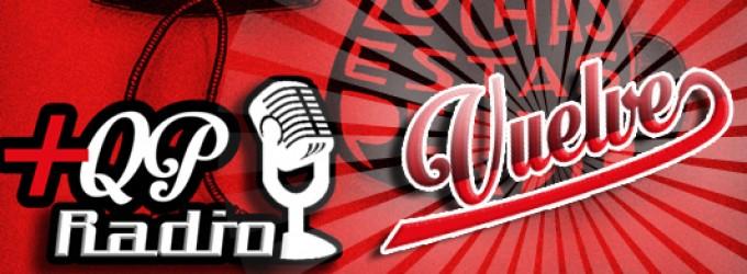 VUELVE MÁS QUE PALABRAS<br><span style='color:#006EAF;font-size:12px;'>Radio</span>