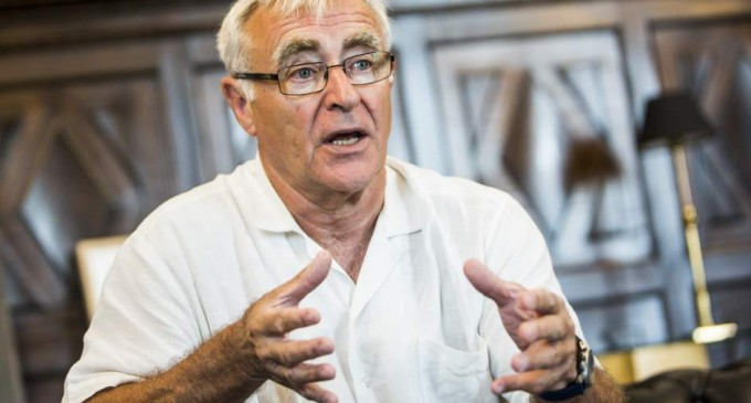 El masónico y anti-español alcalde de Valencia: Joan Ribó<br><span style='color:#006EAF;font-size:12px;'>COMUNIDAD VALENCIANA</span>