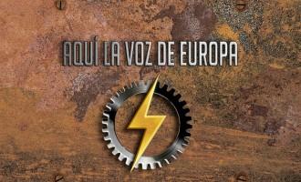 CARTAS A &#8220;AQUÍ LA VOZ DE EUROPA&#8221;<br><span style='color:#006EAF;font-size:12px;'>¡¡Sorteamos camisetas del programa!!</span>