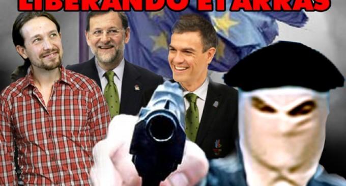 """De terroristas a """"hombres de paz""""<br><span style='color:#006EAF;font-size:12px;'>Blog Mi Mundo Imperfecto: Antonio de la Peña</span>"""