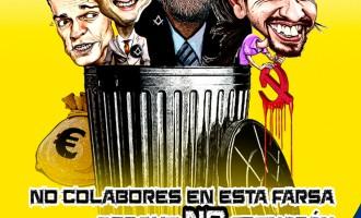 DN no estará presente en esta fraudulenta repetición de elecciones.<br><span style='color:#006EAF;font-size:12px;'>Comunicado de Democracia Nacional</span>