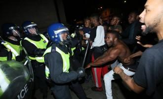 ¿Somalia?¿Zimbawe? No. ¡¡Londres!!<br><span style='color:#006EAF;font-size:12px;'>EL DESASTRE DE LA INMIGRACIÓN MASIVA</span>