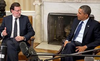 DN ante la visita de Obama a España<br><span style='color:#006EAF;font-size:12px;'>POR LA SOBERANÍA DE ESPAÑA Y EUROPA</span>