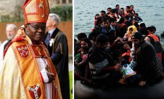 La UE debe hacer más &#8216;No son responsabilidad nuestra &#8220;<br><span style='color:#006EAF;font-size:12px;'>Arzobispo del Reino Unido habla sobre los refugiados: </span>