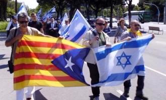 Israel tras la secesión catalana y la oleada de refugiados<br><span style='color:#006EAF;font-size:12px;'>EL SIONISMO CONTRA ESPAÑA Y EUROPA</span>