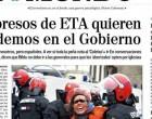 La violencia abertzale vuelve a tomar las calles de Navarra bajo la indiferencia de Barkos y su gobierno con Bildu y Podemos<br><span style='color:#006EAF;font-size:12px;'>El cuatripartito contempla impasible como los radicales vuelven a ser protagonistas: pintadas, toma de edificios y palizas son su manera de actuar. </span>