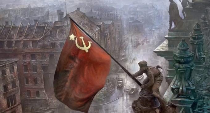 Europa se muere gracias a Estados Unidos<br><span style='color:#006EAF;font-size:12px;'>LA UE ES LA ANTI-EUROPA</span>