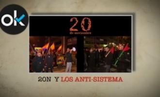 Reportaje sobre la marcha y la contramarcha en recuerdo de José Antonio<br><span style='color:#006EAF;font-size:12px;'>Vicepresidente DN entrevistado en OK DIARIO</span>