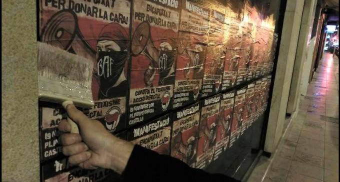 Nuevo ataque terrorista contra la sede de DN en Castellón<br><span style='color:#006EAF;font-size:12px;'>¿Dónde está el Subdelegado del Gobierno?</span>