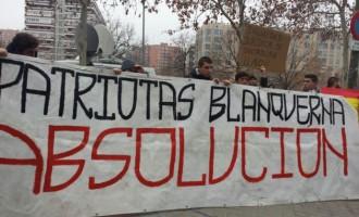 Ante la sentencia del Supremo en relación a la protesta en la librería Blanquerna en 2013<br><span style='color:#006EAF;font-size:12px;'>COMUNICADO DE LA FALANGE</span>