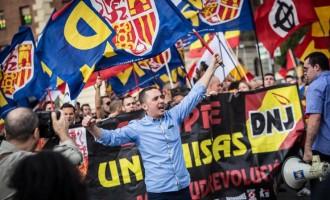 """Indignidad: El Supremo inventa agravante de """"discriminación ideológica"""" para subir penas a los patriotas de Blanquerna<br><span style='color:#006EAF;font-size:12px;'>www.ramblalibre.com</span>"""