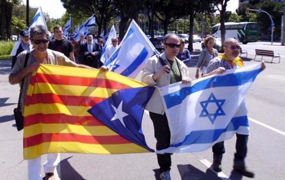 israel cataluña