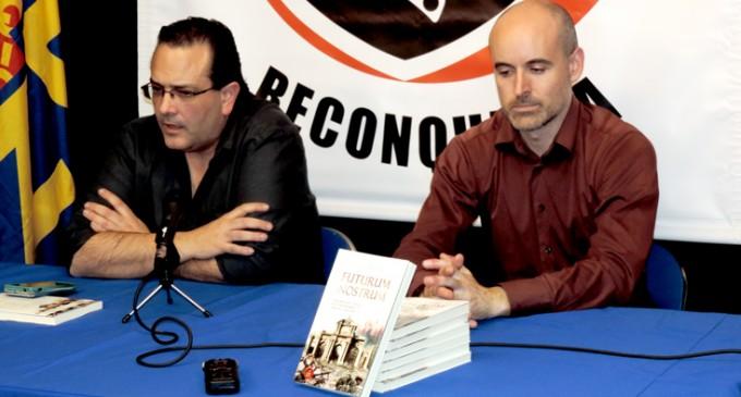Crónica conferencia &#8220;FUTURUM NOSTRUM&#8221;<br><span style='color:#006EAF;font-size:12px;'>LUCIO PEÑACOBA</span>