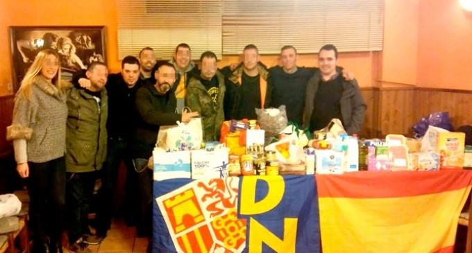 Activismo de Democracia Nacional en Asturias, Barcelona y Baleares<br><span style='color:#006EAF;font-size:12px;'>DN A PIE DE CALLE </span>